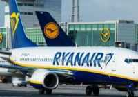 Ryanair pilotu streika dēļ atcelta daļa Vācijas lidojumu