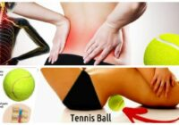 Viena vienīga tenisa bumbiņa glābs no sāpēm mugurā, locītavās un ne tikai!