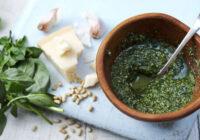 Klasiskā pētersīļu pesto recepte – pagatavo pats!