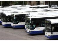Galvaspilsētā sabiedrisko transportu varēs izmantot bez maksas