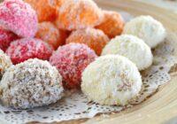 Kā pagatavot veselīgas un neatvairāmi maigas biezpiena konfektes?