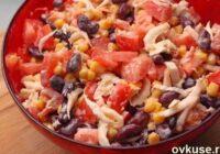 Vitamīnu lādiņš gardu salātu formā