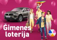 """Iepērkoties """"Maxima"""" veikalā, Siguldas iedzīvotāja laimē jaunu automašīnu"""