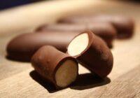 """Šokolādes-piena sieriņi """"Mazie pirkstiņi"""""""