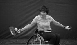 Arī cilvēki ar kustību traucējumiem var sportot. Galvenais ir motivācija