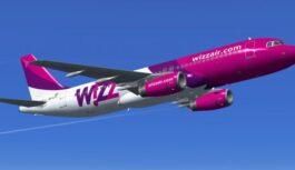 Wizz Air ir viszaļākā lidsabiedrība Eiropā. Vismazāk CO2 izplūdes ES lidsabiedrību vidū