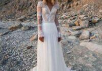 Boho stila kāzu kleitas – smelieties iedvesmu!