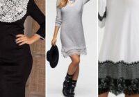 Apģērba atjaunošana un papildināšana ar mežģīnēm – drēbes iegūs odziņu!