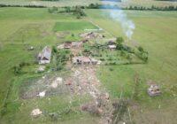 Ģimene, kuras māju Balvu novadā iznīcināja viesuļvētra, lūdz pēc līdzcilvēku palīdzības