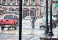 Otrdien lietusgāzes būs gaidāmas galvenokārt dienas otrajā pusē