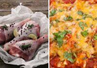 Baudām aromātisku vistiņu, kas gatavota cepeškrāsnī kopā ar dārzeņiem