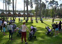 MomyFit – nodarbības jaunajām māmiņām svaigā gaisā vairākās vietās visā Latvijā