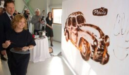 """Konditorejas fabrika """"Pobeda"""" izstādē Riga Food 2019 prezentēs inovatīvus produktus"""