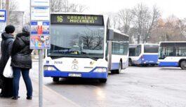 No 21. marta SLĒDZ veselu virkni sabiedriskā transporta maršrutus, ziņo Rīgas Satiksme