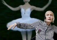 """VIDEO: Neticami – izdzirdot """"Gulbju ezeru"""" Alcheimera slimniece, bijusī balerīna, atceras savu uznācienu"""
